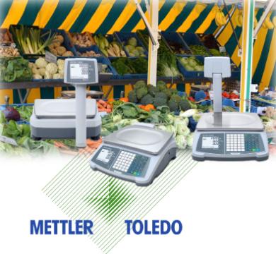 Waagen Mettler Toledo bMobile