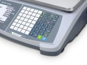 Waage bMobile Tastatur