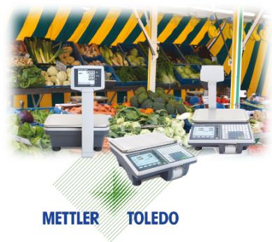 Waagen Mettler Toledo bDrive